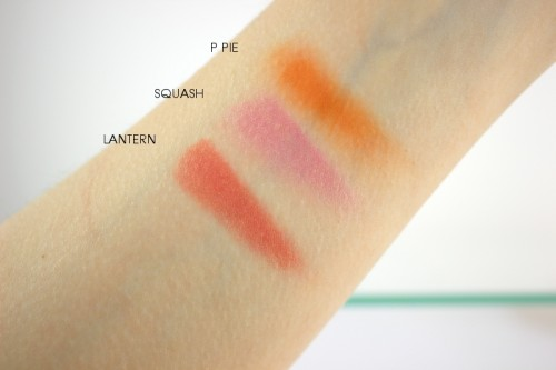 Sleek Blush By 3 Pumpkin Swatch